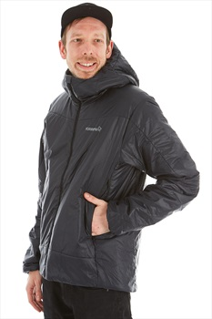 Norrona Falketind Thermo60 Hood Insulated Jacket, L Caviar