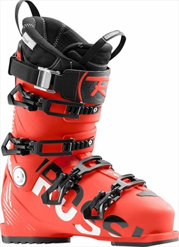 Rossignol Adult Unisex Allspeed Elite 130 Ski Boots, 26/26.5 Red 2019