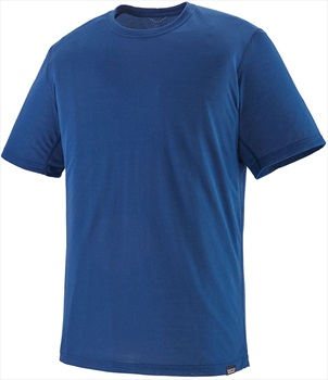 Patagonia Capilene Cool Trail T-Shirt, S Superior Blue