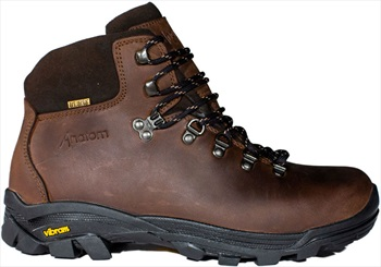 Anatom Q2 Classic Men's Leather Hiking Boots, UK 12.5 Brown