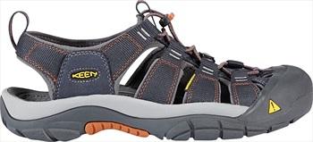 Keen Adult Unisex Newport H2 Walking Sandals, UK 11 India Ink/ Rust