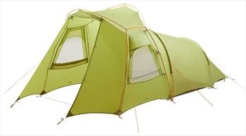 Vaude Chapel L XT Lightweight Trekking Tent, 3 Man Avocado