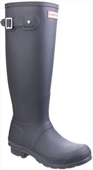 Hunter Womens Original Tall Wellington Boot, UK 6 Dark Slate