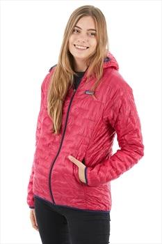 Patagonia Women's Micro Puff Hoody Insulated Jacket UK 10 Craft Pink