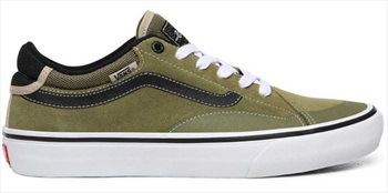 Vans TNT Advanced Prototype Skate Shoes, UK 8.5 Lizard/Eucalyptus