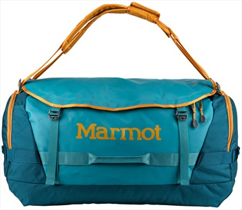 Marmot Long Hauler Duffel Travel Bag - 105L, Neptune / Denim