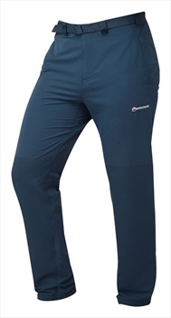 Montane Tor Weather Resistant Climbing Trouser/Pants, M Narwhal Blue