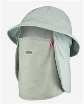 Airhole Bucket Hat Neck Chube/Hat, M/L Grey