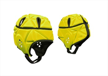 Jobe Heavy Duty Softshell Watersports Helmet, Large Yellow 2019