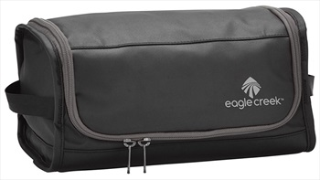 Eagle Creek Pack-It™ Bi-Tech Trip Kit Travel Toiletry Kit, 4.5L Black