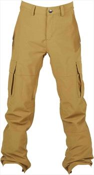 Bonfire Tactical Ski/Snowboard Pants, S Camel