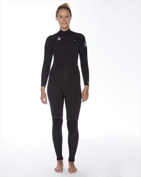 Body Glove Topaz 4/3 Slant Zip Ladies Wetsuit, UK 9-10 Black