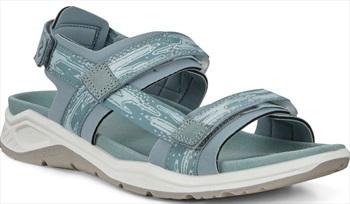 Ecco X-Trinsic Women's Sandal, UK 7.5 Trellis/Eggshell Blue