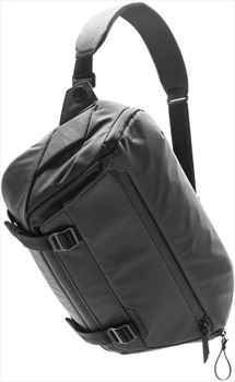 Peak Design Everyday Sling 10L EDC Shoulder Bag, 10L Black