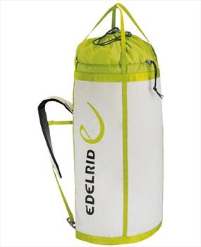Edelrid Kurt 55 Haul/Rope Bag, 55 Litres White/Green
