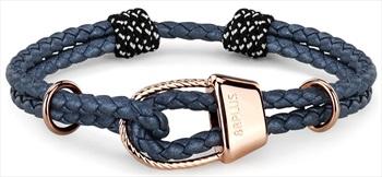 8b+ Belay Tube X Nylon Cord Iliada Rock Climbing Inspired Bracelet
