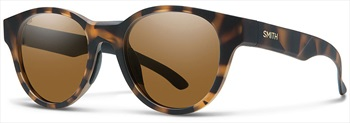 Smith Snare Brown Sunglasses, Matte Tortoise