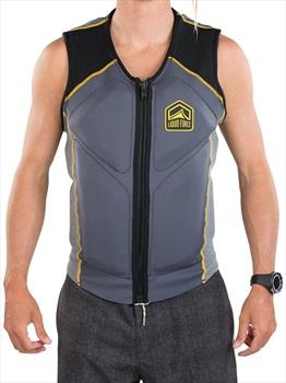 Liquid Force Watson Wakeboard Impact Vest, S Steel