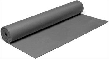 Myga Back To Basics Entry Level Yoga Mat, 4mm Grey