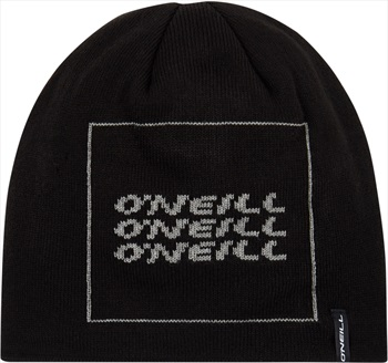 O'Neill Logo Ski/Snowboard Beanie, One Size Black Out
