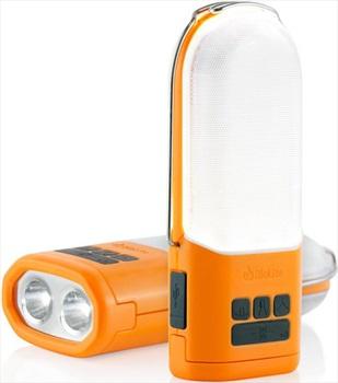 BioLite PowerLight USB Lantern & Power Pack, 250 Lumens Orange