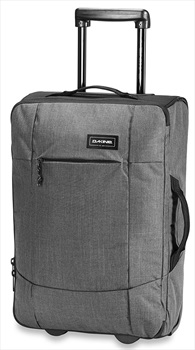 Dakine Carry On EQ Roller Wheeled Bag/Suitcase, 40L Carbon Grey