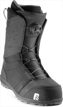 Nidecker Aero BOA Coiler Snowboard Boots, UK 10.5 Black 2020