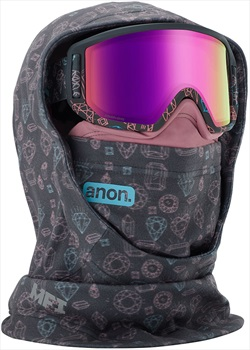 Anon Hooded Clava Kid's MFI Facemask, Bling