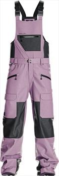 Saga Anomie Ski/Snowboard Bib Pants, M Lavender