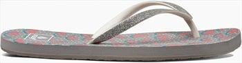Reef Stargazer Women's Flip Flops, UK 7, Watermelon, Prints