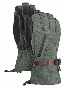 Burton Baker 2-in-1 Women's Ski/Snowboard Gloves, S Clover Heather
