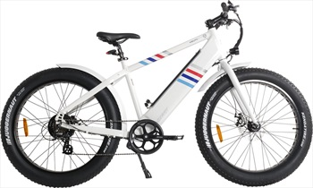 Voltaway Wildbeast E-Bike Fat Tire Electric Mountain Bike, Motorsport