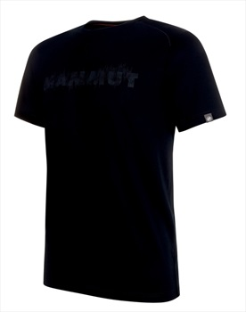Mammut Trovat T-Shirt Men's Tee, M Black PRT1