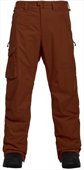 Burton Covert Snowboard/Ski Pants, S Chestnut