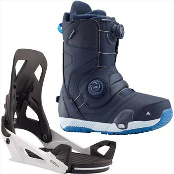 Burton Photon Step On Snowboard Binding & Boot, UK 10.5 2020