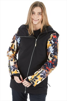 Armada Helena Insulated Ski/Snowboard Jacket, M Black