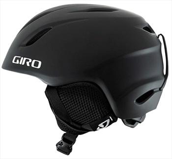 Giro Child Unisex Launch Kids Ski/Snowboard Helmet, XS Matte Black