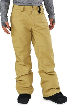 Dakine Artillery 2-Layer Insulated Ski/Snowboard Pants, XL Fennel