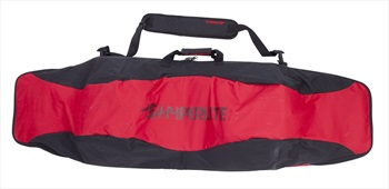 Hyperlite Essential Wakeboard Bag, Standard Black Red