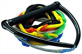 Proline Course Water Ski Handle Rope Combo, 10 Section Black