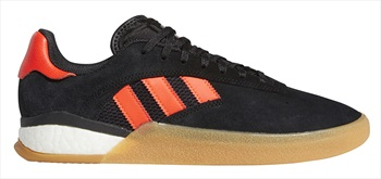 Adidas 3ST.004 Men's Trainers Skate Shoes, UK 8.5 Black/White/Red