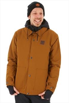 Airblaster Work Ski/Snowboard Jacket, L Grizzly