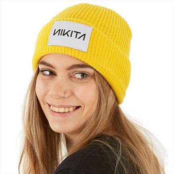 Nikita Jewel Ski/Snowboard Beanie, One Size Yellow