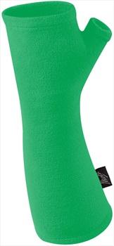 Manbi MicroFleece Wrist Warmers, S/M Spearmint