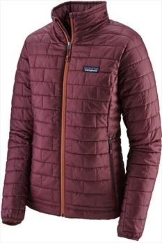 Patagonia Women's Nano Puff Insulated Jacket, UK 12 Light Balsamic