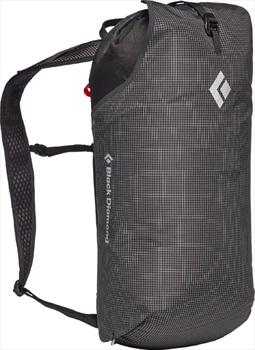 Black Diamond Trail Blitz 16 Climbing Gear Backpack, 16L Black