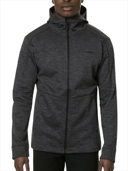 Berghaus Kamloops Full-Zip Hooded Fleece Jacket, M Jet Black