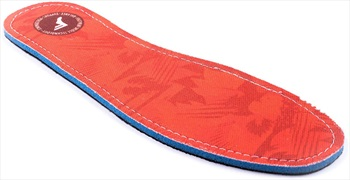 Footprint Kingfoam Flat Orthotic Insoles, UK 5-5.5 Red Camo