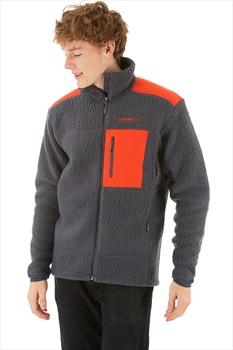 Norrona Trollveggen Thermal Pro Men's Fleece Jacket M Black/Arednalin