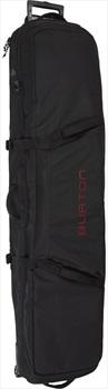 Burton Wheelie Board Case Snowboard Bag, 166cm Black/Red